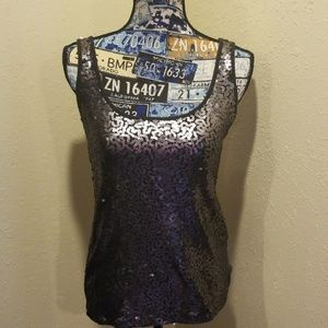 Old Navy Sequins Tank